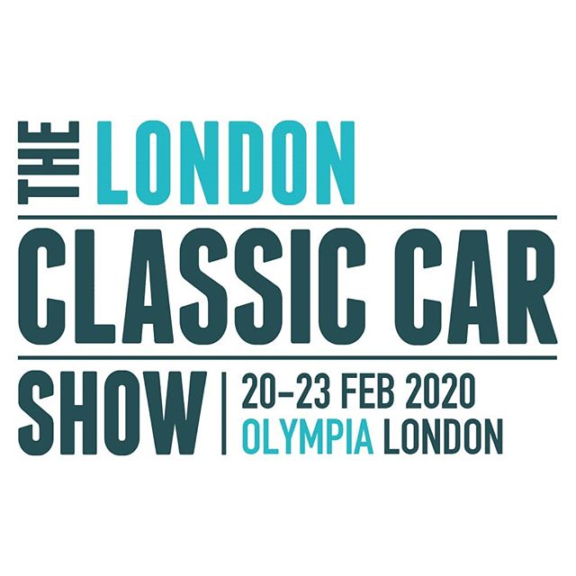 THE LONDON CLASSIC CAR SHOW 2020